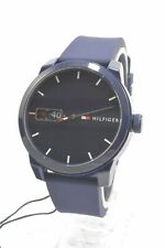 Tommy Hilfiger 1791381 Navy Dial Navy Silicone Strap Men's Watch
