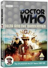 Doctor Who Delta and the Bannermen (Sylvester McCoy) Region 2 New DVD