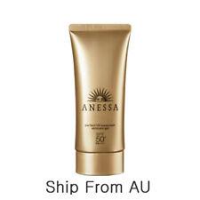 Shiseido Anessa Perfect UV Sunscreen Skincare Gel SPF50+/PA++++ 90g Ship From AU