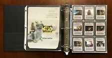 1996 Decipher Star Wars CCG Hoth Limited Expansion Complete Set NM