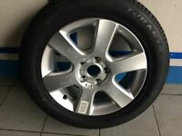 Ersatzrad VW Touran Bridgestone Turanza ER30 205/55R16 94V 5x112x57,1