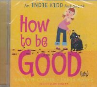 How To Be Good Karen McCombie 2CD Audio Book NEW* Indie Kidd Unabridged FASTPOST