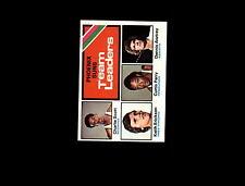 1975 Topps 130 Scott/Keith Erickson/Curtis Perry/Awtrey TL DP EX-MT #D536595