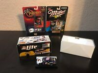Action, Racing Champions Miller Lite 1/64 Rusty Wallace Elvis #2 NASCAR Ford set