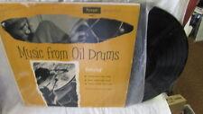 Casablanca Brute Force Virgin Islan Steel Band Calypso Lp ,Usic From Oil Drums
