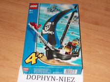 Lego 71155 filet bateau pirate chevalier noir 10x10 d/'
