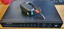 Qvis Quattro 8 Channel DVR / 4TB NAS HDD
