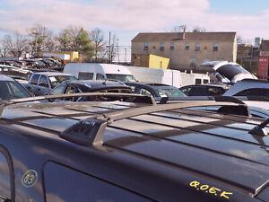 2001-2006 Acura MDX Roof Rack Cross Bar Set Genuine OEM  w/90 Day Warranty