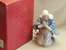 Fitz & Floyd Nativity - Blessed Mother Mary Figurine with Box - Mint