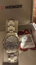 Brand NEW WENGER GENUINE  LADIES WATCH New with Tags NWT