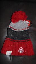 Toronto FC TFC Adidas Soccer Hat Cap Tuque  Womens  New NWT