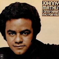 JOHNNY MATHIS I Only Have Eyes For You LP Vinyl  Album 33rpm CBS 1976  (LP21)