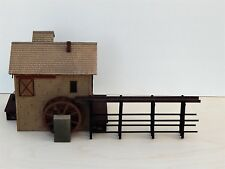 HO Scale Craftsman Kit GRISTMILL
