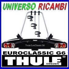 Portabici Thule Per gancio traino EuroClassic G6 929 13 poli 3 bici