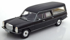Cult Models 1972 Mercedes Benz /8 W114 Pullman Hearse Black 1:18*New Item!*Nice!