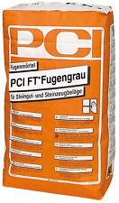 PCI FT® Fugengrau 5 kg in Silbergrau Fugenmörtel Fugenmasse für Fliesen & Mosaik