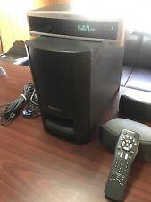 BOSE Model AV3-2-1 II Media Center. CD DVD Stereo Surround System Speakers Bass