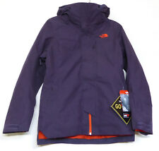 The North Face Womens ALLIGARE TRICLIMATE GORETEX THERMOBALL Ski Jacket Purple M