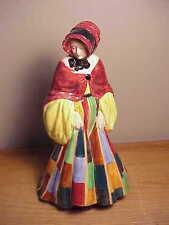 "10"" Lg Vintage Royal Doulton #Hn 2018 The Parson'S Daughter Patchwork Figurine"