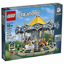 """LEGO 10257 Creator Carousel """"Exclusive"""" """"Brand new in box"""" Free express postage"""