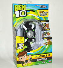Ben 10 Deluxe Omnitrix 100+ Alien Phrases and Sound FX