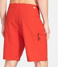 Quiksilver MAKANA - Red Board shorts. Size 36 /MSRP $55