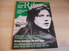 Spare Rib Women's Liberation Feminist Magazine Number 43 February 1976