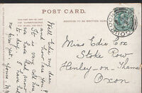 Genealogy Postcard - Family History - Cox - Henley-On-Thames - Oxon  BH5020