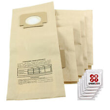 5 x Dust Bags for BLOMBERG UPRIGHT BU11 Vacuum Bag + Fresheners