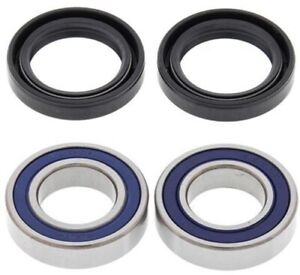 All Balls Front Wheel Bearing Kit for CR 125 CRF 250 CR 250 CRF 450 25-1081