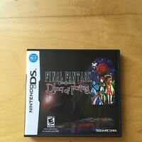 Nintendo DS Final Fantasy Crystal Chronicles Ring of Fates (Used)