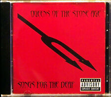 Songs for the Deaf [PA] by Queens Of The Stone Age (CD, 2002 interscope (USA))