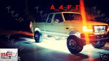 LED Rock Light F150 F250 Bronco 4x4 Truck Trail Rig Lights SuperCab Lariat