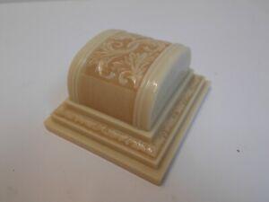Antique Art Deco Celluloid Ring Box Presentation Case