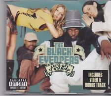 The Black Eyed Peas -Lets Get It Started cd maxi single
