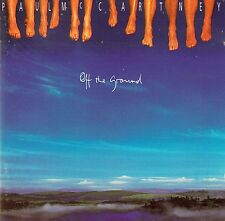 PAUL McCARTNEY : OFF THE GROUND / CD - TOP-ZUSTAND