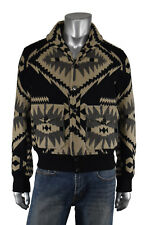 Ralph Lauren Purple Label Wool Cashmere Southwestern Navajo Jacket M New $4995
