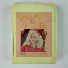 Dolly Parton 8 Track All I Can Do