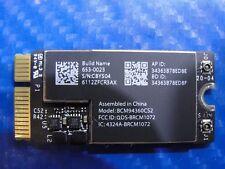 """MacBook Air 13"""" A1466 2015 MJVG2LL OEM Airport Wifi Bluetooth Card GLP*"""