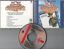 Roy Orbison  CD SOUNDTRACK   THE FASTEST GUITAR ALIVE  (c) CBS