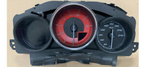 FIAT 124 SPIDER ABARTH INSTRUMENT CLUSTER SPEEDOMETER TACHO 0755164