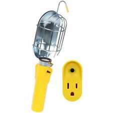 Bayco SL-204 Replacement Incandescent Work Light Head with Metal Guard
