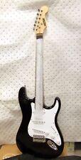 Rockstark Blackocaster Electric Guitar 3 single coil pickups NEW IN CASE