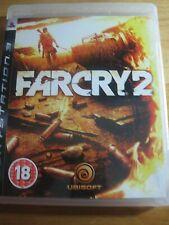 Far Cry 2 (Sony PlayStation 3, 2008) Game