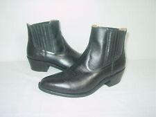 Skechers 100% Leather Block Heel Boots for Women