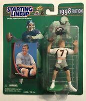 JOHN ELWAY 1998 KENNER Starting Lineup NFL Football Figure Denver Broncos