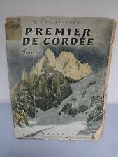 Livre - Roger Frison-Roche - Premier de Cordée