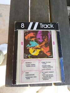 Crazy Elephant 8-TRACK Tape BE-86034 NAL Psych Rock 1969 Blues Rock