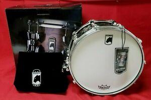"""Mapex Black Panther Persuader Snare Drum 14""""x 6.5"""" BPNBR465HCN"""
