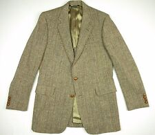 Vintage JOS. A. Bank - Harris Tweed - Wool Sport Coat - 38/39R